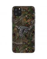 Atlanta Falcons Realtree Xtra Green Camo iPhone 11 Pro Max Skin