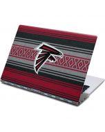 Atlanta Falcons Trailblazer Yoga 910 2-in-1 14in Touch-Screen Skin