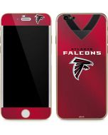 Atlanta Falcons Team Jersey iPhone 6/6s Skin