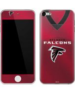 Atlanta Falcons Team Jersey Apple iPod Skin