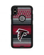 Atlanta Falcons Trailblazer Otterbox Commuter iPhone Skin