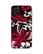 Atlanta Falcons Tropical Print iPhone 11 Pro Max Skin