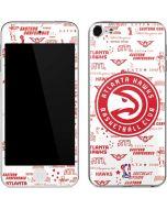 Atlanta Hawks Blast Apple iPod Skin