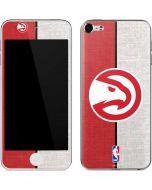 Atlanta Hawks Canvas Apple iPod Skin