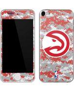 Atlanta Hawks Digi Camo Apple iPod Skin
