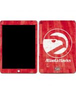 Atlanta Hawks Hardwood Classics Apple iPad Skin