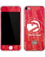 Atlanta Hawks Hardwood Classics Apple iPod Skin