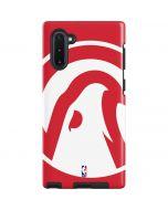 Atlanta Hawks Largo Logo Galaxy Note 10 Pro Case