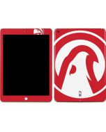 Atlanta Hawks Largo Logo Apple iPad Skin