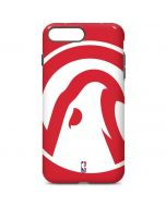 Atlanta Hawks Largo Logo iPhone 7 Plus Pro Case
