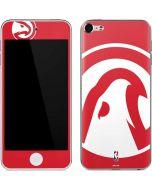 Atlanta Hawks Largo Logo Apple iPod Skin