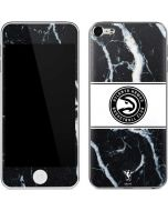 Atlanta Hawks Marble Apple iPod Skin