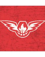 Atlanta Hawks Red Distressed HP Envy Skin
