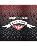 Atlanta Hawks Pixels Apple iPad Skin