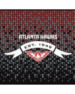 Atlanta Hawks Pixels HP Envy Skin