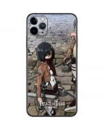 Attack On Titan Destroyed iPhone 11 Pro Max Skin