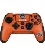 Auburn Distressed Logo PlayStation Scuf Vantage 2 Controller Skin