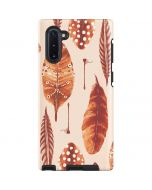 Autumn Feathers Galaxy Note 10 Pro Case