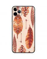 Autumn Feathers iPhone 11 Pro Max Skin