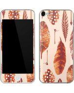 Autumn Feathers Apple iPod Skin