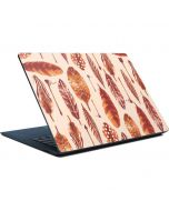 Autumn Feathers Surface Laptop Skin