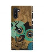 Autumn Owl Galaxy Note 10 Pro Case