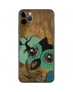 Autumn Owl iPhone 11 Pro Max Skin