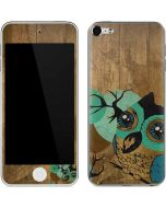 Autumn Owl Apple iPod Skin