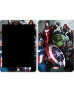 Avengers Assemble Apple iPad Skin