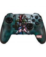 Avengers Assemble PlayStation Scuf Vantage 2 Controller Skin