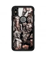 Avengers Assemble Sketch Otterbox Commuter iPhone Skin