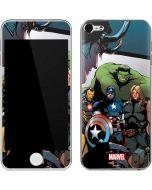 Avengers Apple iPod Skin