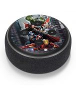 Avengers Team Power Up Amazon Echo Dot Skin