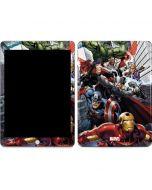 Avengers Team Power Up Apple iPad Skin