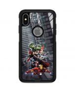 Avengers Team Power Up Otterbox Commuter iPhone Skin