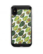 Avocados iPhone X Cargo Case