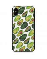 Avocados iPhone X Skin