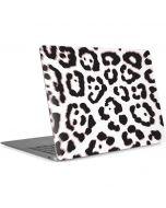 B&W Leopard Apple MacBook Air Skin