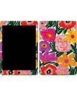 Painterly Garden Apple iPad Air Skin