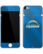 Los Angeles Chargers Team Jersey Apple iPod Skin