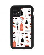Sushi iPhone 11 Waterproof Case