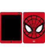 Spider-Man Face Apple iPad Air Skin