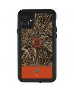 Boston Bruins Realtree Max-5 Camo iPhone 11 Waterproof Case