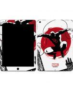 Daredevil Jumps Into Action Apple iPad Air Skin