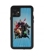 Justice League New 52 iPhone 11 Waterproof Case