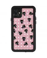 Chococat Hearts iPhone 11 Waterproof Case