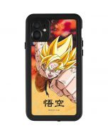 Goku Power Punch iPhone 11 Waterproof Case