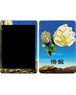 Gohan Power Punch Apple iPad Air Skin