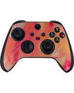 Colored Finger Paint Xbox Series X Controller Skin