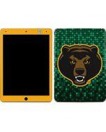 Baylor Bears Checkered Apple iPad Air Skin
